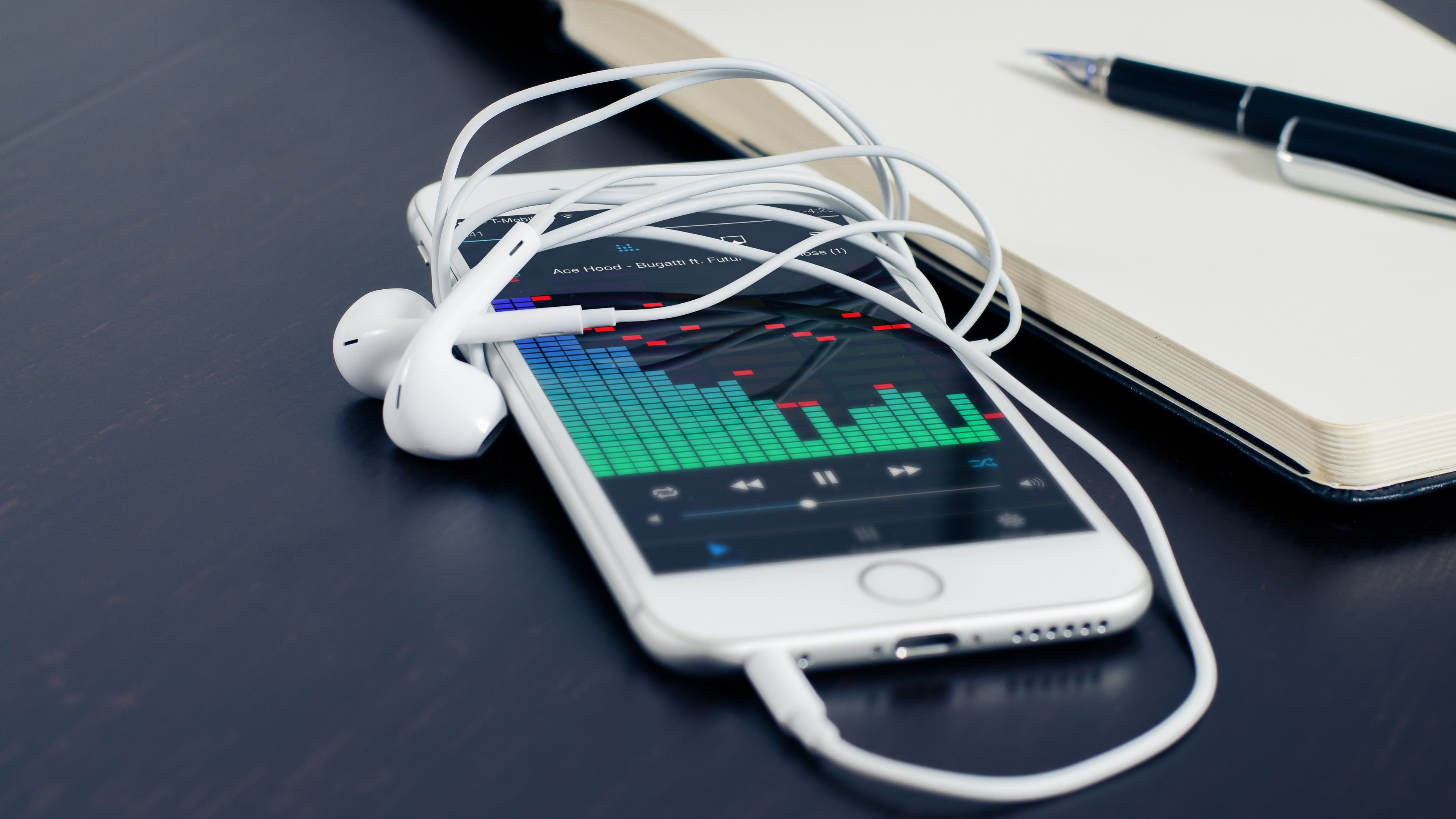 هندزفری iphone 6