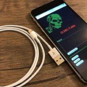 محققان به تازگی اعلام کردهاند که کابلهای USB و حتی کابل لایتنینگ نیز میتوانند اطلاعات کاربران را سرقت کنند.