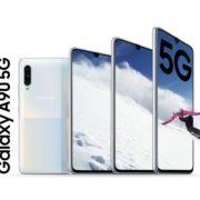 سامسونگ گلکسی A90 مجهز به ۵G معرفی شد