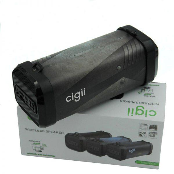 اسپیکر cigii مدل F41B بلوتوث (اورجینال)