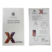 شارژر آیفون XSMAX پک کامل (اصل چین)