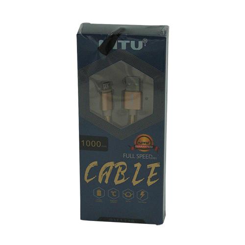 کابل اندروید NITU فست شارژ اورجینال فروش عمده