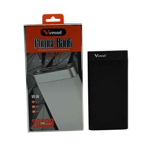 پاوربانک 20 هزار برند V Smart مدل VS-58