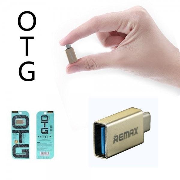 رابط OTG تایپ سی Remax