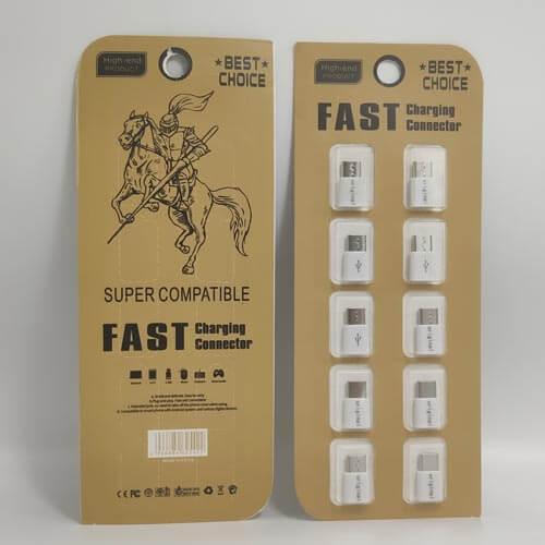خرید عمده تبدیل میکرو USB به Type-C
