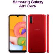 رندر فاش شده از پنل پشتی Samsung Galaxy A01 Core