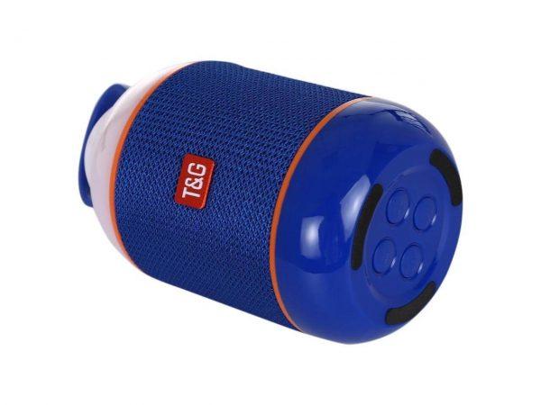 اسپیکر T&G مدل TG605 رنگ آبی