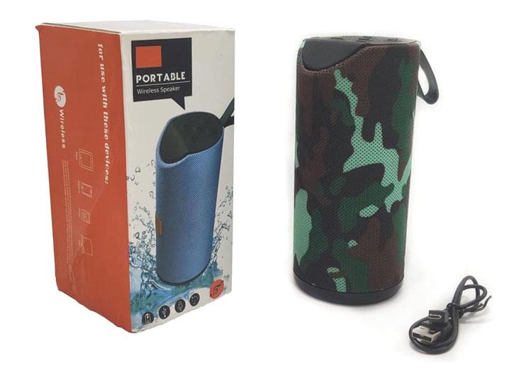 پخش و فروش عمده اسپیکر Portable مدل TG113