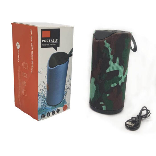 قیمت اسپیکر portable مدل TG113
