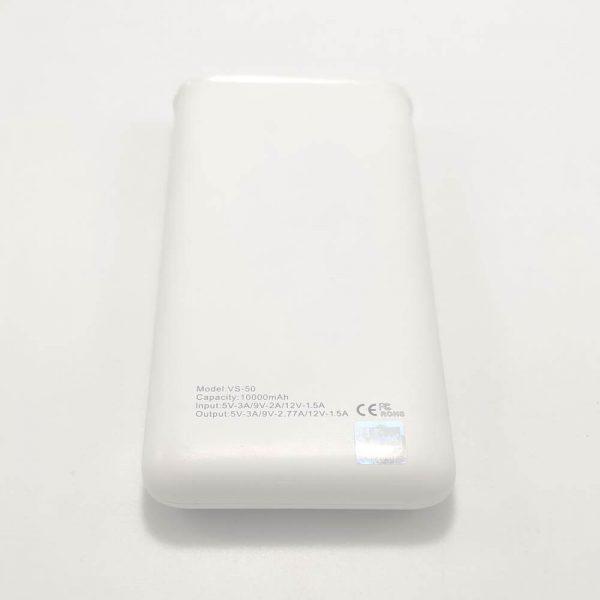 قیمت عمده پاوربانک 10000 وی اسمارت مدل VS-50