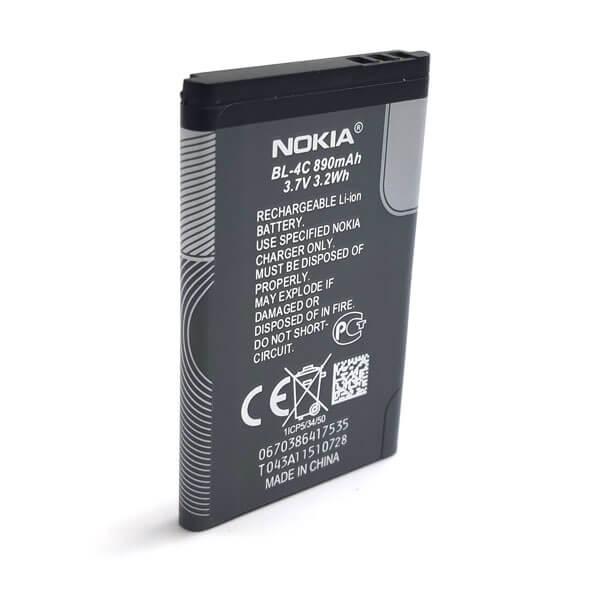 پخش و فروش عمده باتری 4C نوکیا اصل چین
