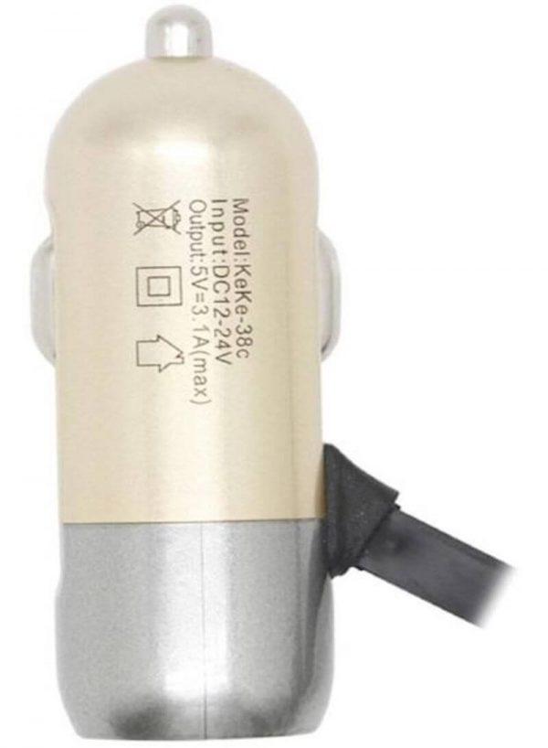 فروش عمده شارژر فندکی MICRO مدل USBX1