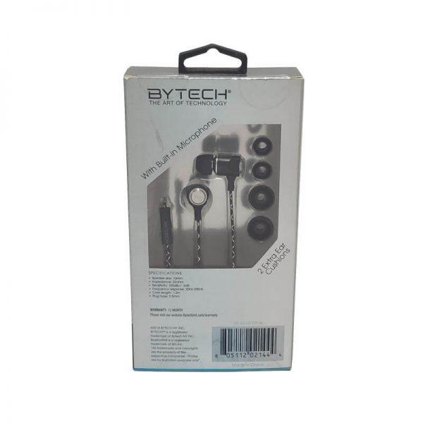 قیمت عمده هندزفری Bytech