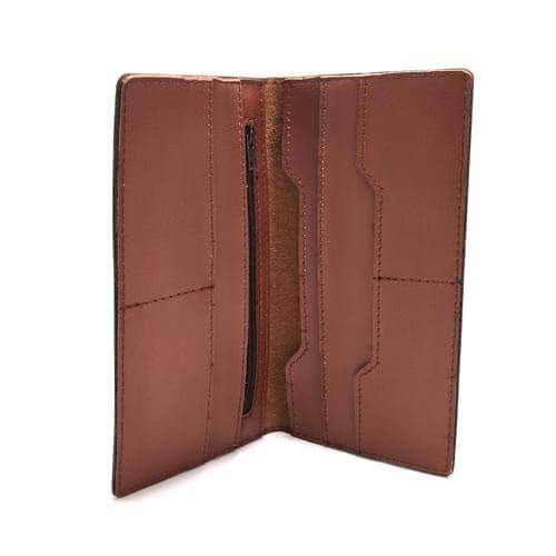 خرید عمده کیف جاموبایلی و کارت بانکی چرمی
