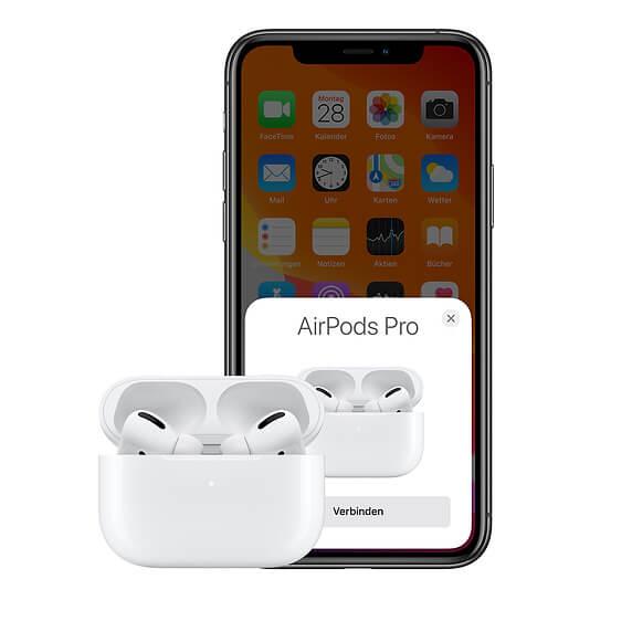 ایرپاد اپل مدل Airpods Pro سفید
