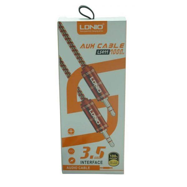 کابل AUX الدینیو مدل LS411