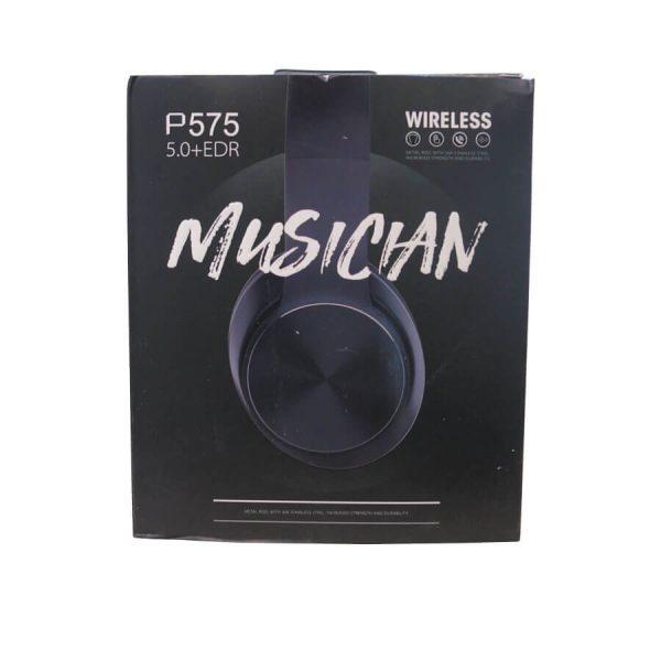 هدفون بلوتوث MUSICIAN مدل P575