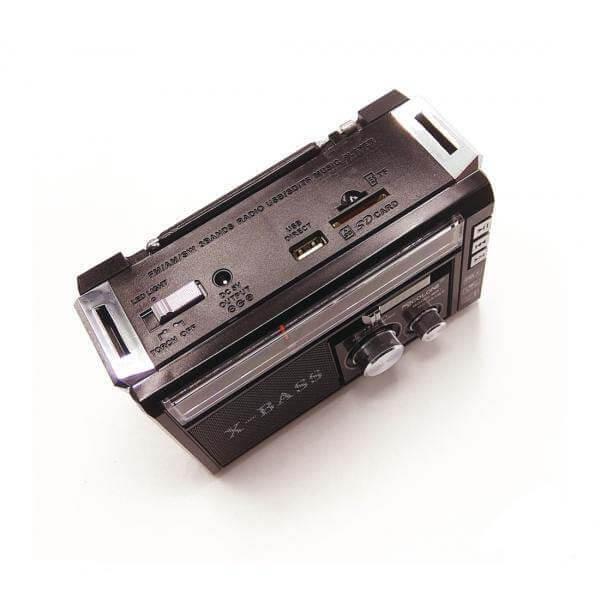 اسپیکر رادیو GOLON مدل RX-381BT رم خور