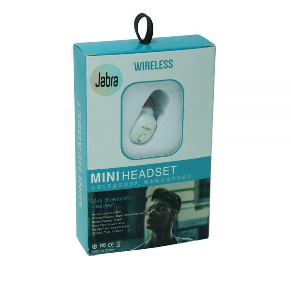 هندزفری تک گوش JABRA مدل MINI کیفیت عالی