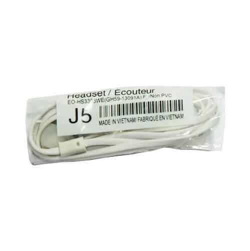 هندزفری J5 سامسونگ PVC
