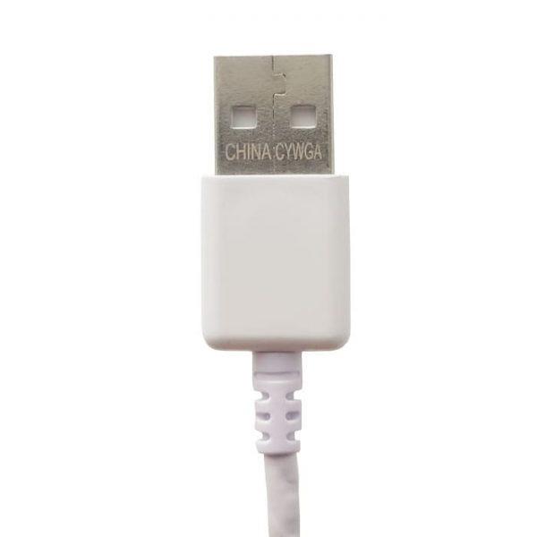 کابل S6 سامسونگ اصل چین سر USB حک شده