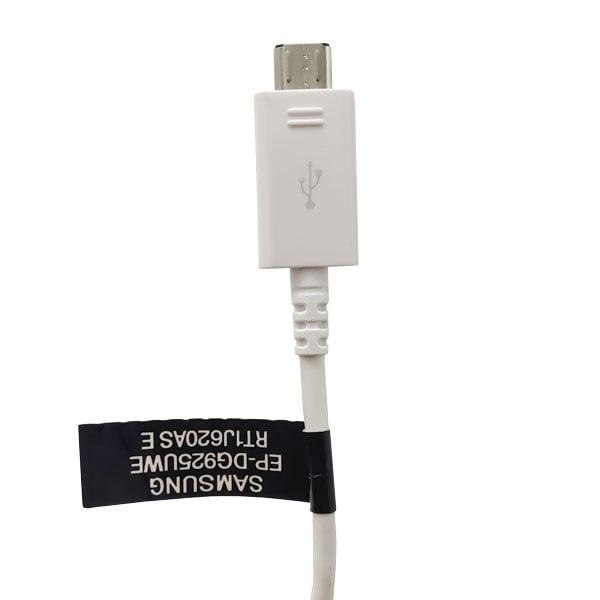 کابل S7 سامسونگ مسی اورجینال سوکت Micro USB