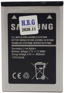 باتری E250 سامسونگ کیفیت 100% اورجینال چین