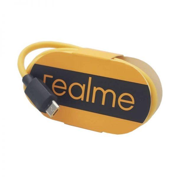 کابل فست شارژ Micro برند Realme کیفیت اورجینال
