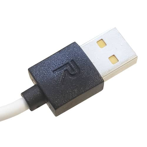 کابل میکرو Realme مدل R5 رنگ سفید