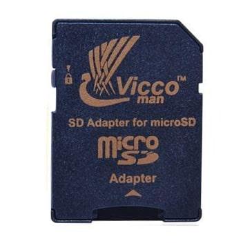 کارت حافظه 16 گیگابایت VICCO با خشاب فروش عمده