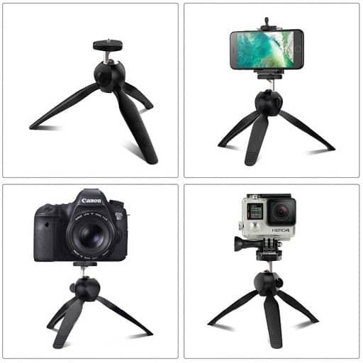 3 پایه مونوپاد YUNGTFNG مدل YT-228 مناسب دوربین و موبایل