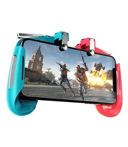 دسته موبایل بازی PUBG و CALL OF DUTY مدل AK16 حسگر لمسی