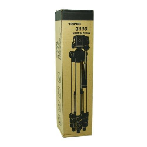 سه پایه نگهدارنده موبایل و دوربین TRIPOD مدل 3110