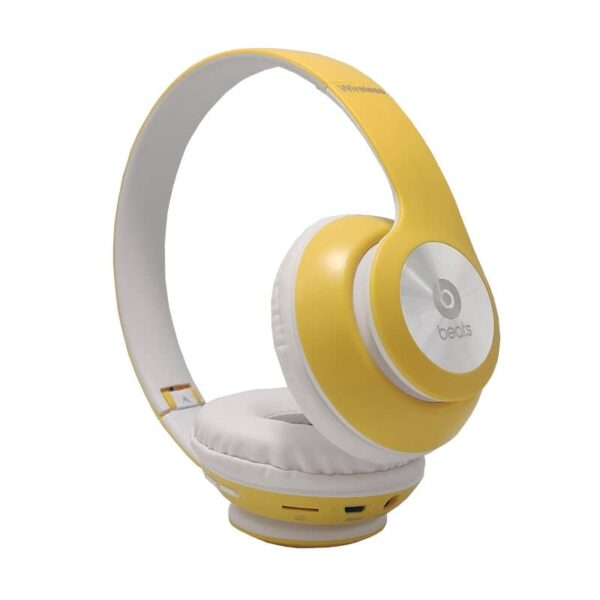 هدفون Beats مدل 66BT زرد