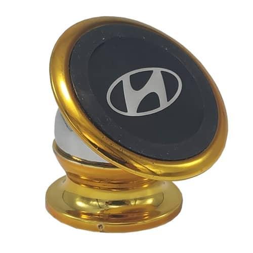 هولدر مگنتی پایه کوتاه طلایی