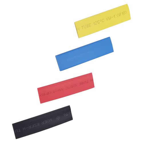 محافظ کابل حرارتی رنگی