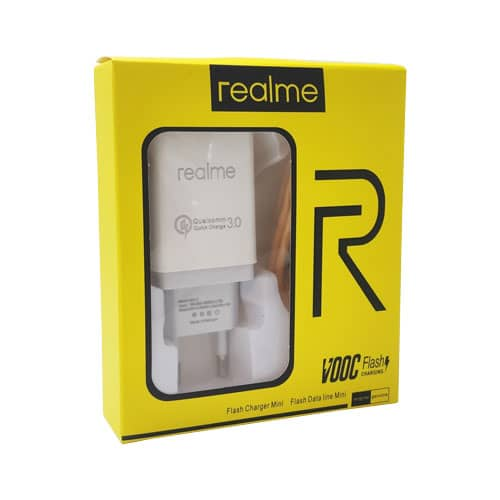 شارژر میکرو Realme فست شارژ