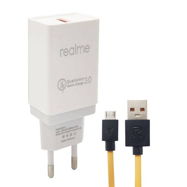 شارژر میکرو Realme فست شارژ عمده