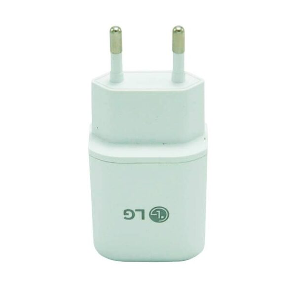 کلگی LG فست شارژ اورجینال سفید