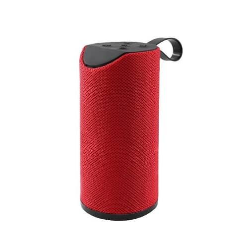 اسپیکر بلوتوث مدل 113 قرمز