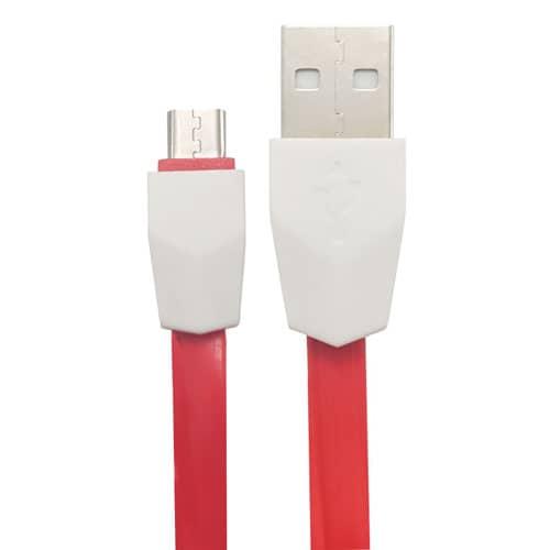 شارژر فندکی الدینیو مدل DL-C28 همراه با کابل Micro USB