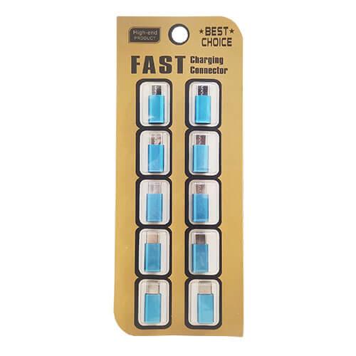 تبدیل میکرو به تایپ سی پک 10 عددی