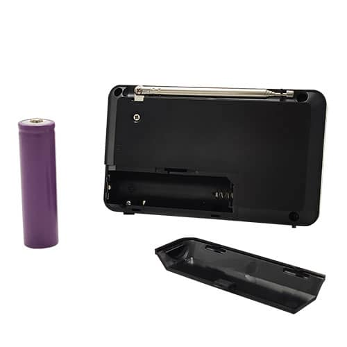 اسپیکر و رادیو WIJH مدل 208BT باتری خور