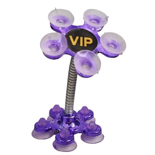 هولدر موبایل مکشی VIP بنفش