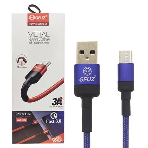 کابل Micro USB مدل GFUZ CA-85
