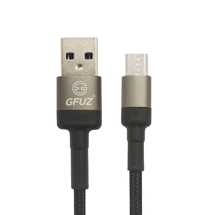 کابل Micro USB مدل GFUZ CA-85 مشکی
