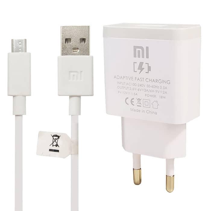 شارژر Micro USB شیائومی فست شارژ
