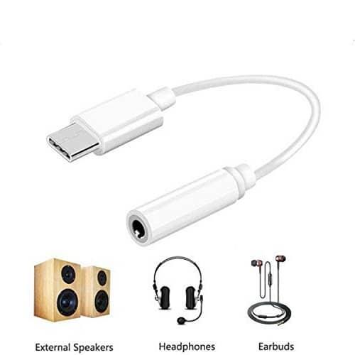 USB-C to headphone Jack