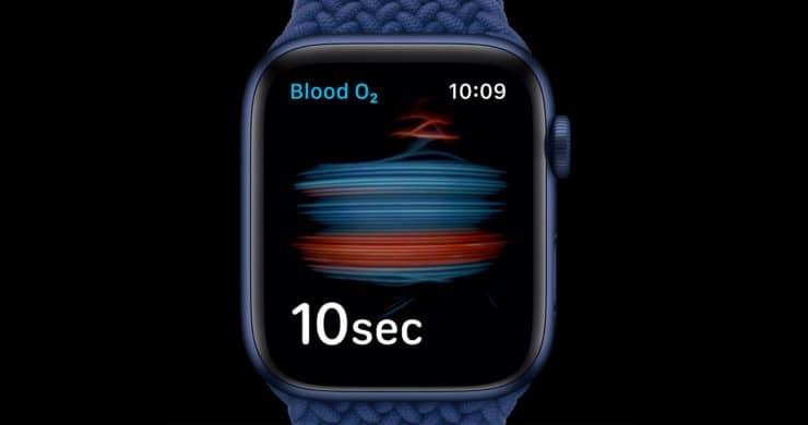احتمال قابلیت تشخیص قند خون در اپل واچ سری ۷