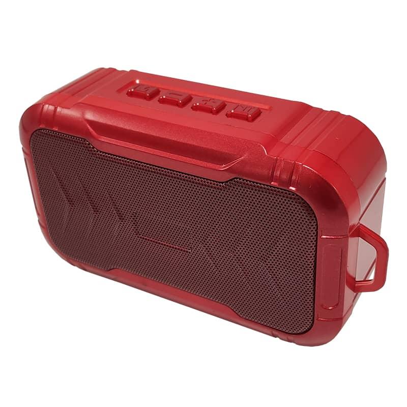 اسپیکر بلوتوث JSJZ مدل J6 PLUS قرمز
